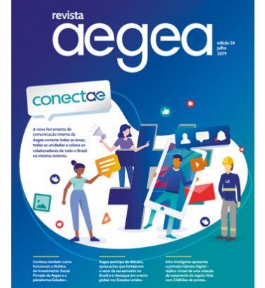 Revista Aegea Edição 24 | Julho 2019