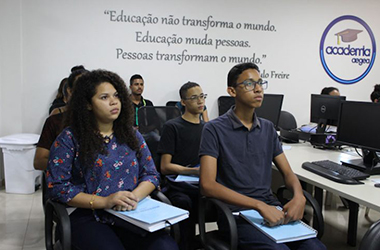 Águas de Teresina abre inscrições de projeto para capacitar alunos da rede pública
